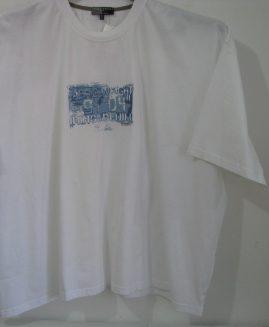 Tricou  bumbac marime americana 10 XL  MAN'S  WORLD