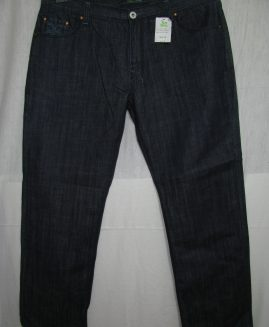 Pantalon jeans foarte lung FIVE FOUR