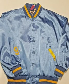 Lakers Throwback Jacket Mitchell Ness Minneapolis MPLS Hardwood Classic