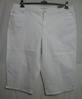 Pantalon 3/4 jeans stretch 3 XL  L A  BLUES