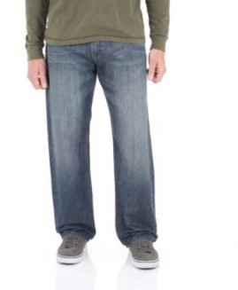 Pantalon jeans loose straight WRANGLER 34