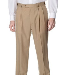 Pantalon de gala talie 52 STACY ADAMS GOLD