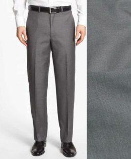 Pantalon gala talie 52   STAFFORD   MID GRAY