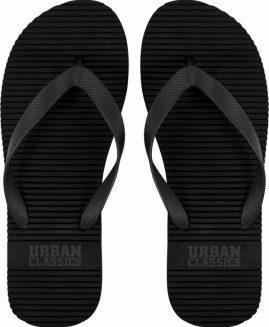 Slapi piscina Basic negru 46  Urban Classics