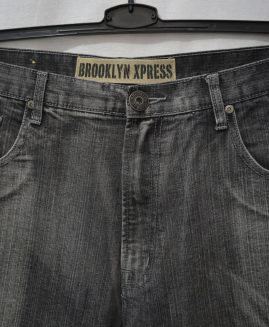 Pantalon jeans prespalat 38x34  BROOKLYN EXPRESS