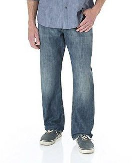 Pantalon jeans 36x32 WRANGLER Relaxed Boot