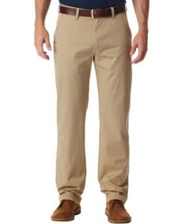 Pantalon doc 36x38 HAGGAR LK Relaxed Straight