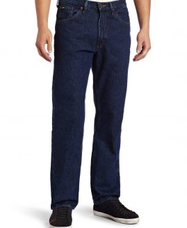 Pantalon jeans 42x32 LEE Regular Fit Dark Stone