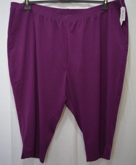 Pantalon 3/4 subtire stretch  5 XL  LIZ&ME