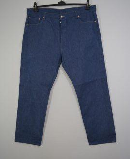 Pantalon jeans cu nasturi marime 46x34 LEVI'S STRAUSS Originals