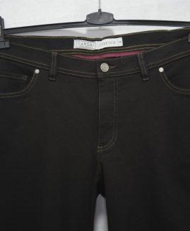 Pantalon jeans stretch talie joasa marime 58 Canda