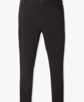 Pantalon jeans subtire Stretch Maro 66