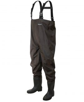 Frogg Toggs Outwear Bootfoot Chest Wader  Brown Size 12