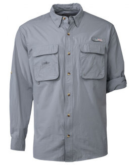World Wide Sportsman Nylon Angler Long-Sleeve Shirt for Men