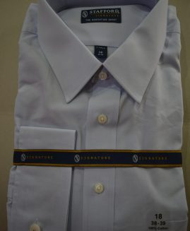 Camasa bumbac manseta dubla 3 XL STAFFORD Executive Shirt