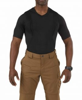5.11 TACTICAL SERIES Holster Shirt Black 3 XL