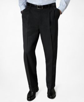 Pantalon gala din lina 44x32 BROOKS BROTHERS