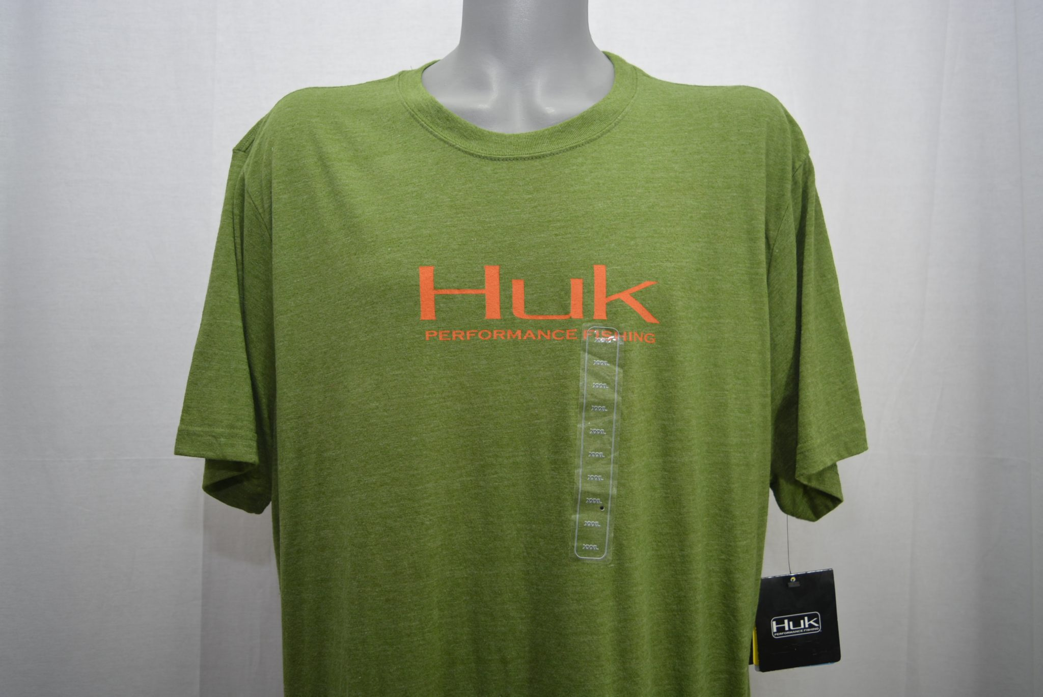 Tricou bumbac 3 XL HUK Performance Fishing