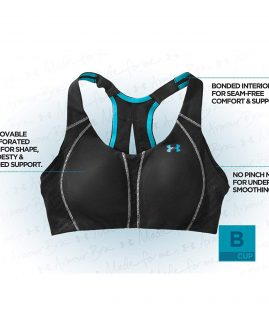 Under Armour Womens Armour Bra – 38 B Cup