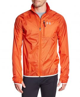 Under Armour ColdGear Infrared Run Lite Running Jacket Size SM