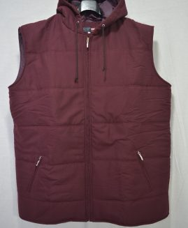 Vesta thermo cu gluga Bordo 4 XL Rescue Team Alaska