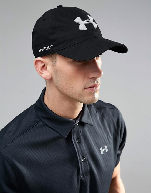 a4ecfaa0abc Under Armour Men s Zone Adjustable Golf Hat - Haine XXXXL