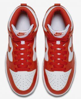 "Nike Leather Dunk High Retro QS ""Syracuse"" Size 39 Eur"