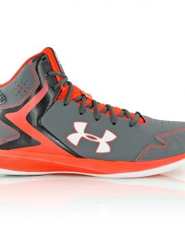 Under Armour Leather Lockdown Basketball Shoes Size 47,5