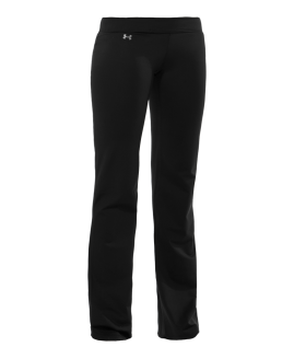 Under Armour Women's Perfect  Studio Pants Black Size LG