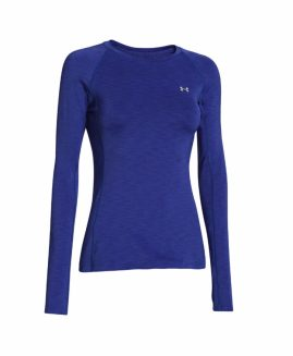 Under Armour ColdGear Cozy Long Sleeve Ladies Running Top Size LG
