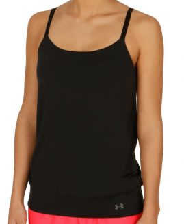 Under Armour Studio Essential Banded Tank Negru Marime L