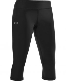 Under Armour Heat Gear Compression Tight Pant's Black Size LG