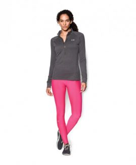 Under Armour Women's  HeatGear Armour Legging Rebel Pink Size L