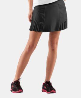 Under Armour Heat Gear fusta cu pantaloni pentru tenis negru marime XL