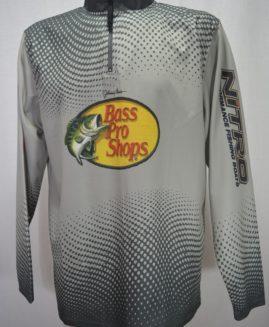 Tricou mineca lunga compresiv marime America XL BASS PRO SHOPS