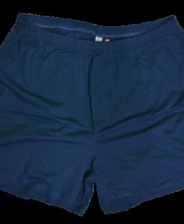 Boxer bumbac cu slit, marime mare 4 xl american,  ALAMICUTZU albastru talie 100 - 180 cm