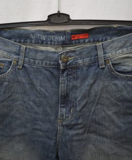 Pantalon jeans 42x34   APT 9 DENIM Straight Fit