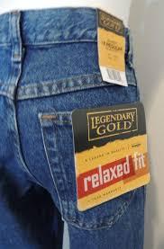Pantalon jeans 40x30 WRANGLER By Legendary Gold