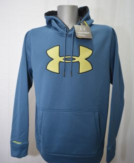 Hanorac water resistant marime americana XL UNDER ARMOUR STORM 1 - talie 136 cm