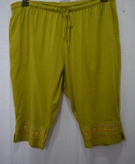 Pantalon 3/4 talie elastica 4  XL   LIZ & ME
