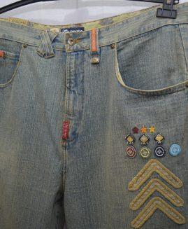 Pantalon jeans size 40  L R GEANS USA