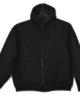 Geaca marime mare, interior polar cu gluga, xxl american,  ROUTE 66 Original Clothing