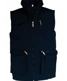 Vesta  impermeabila cu interior polar Navy 4 XL  KARIBAN