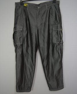 Pantalon jeans cargo marime 48 GREYSTONE