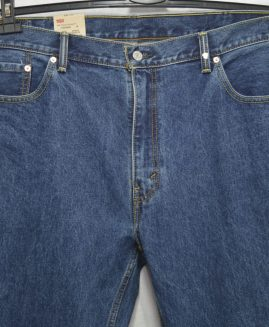 Pantalon jeans 42x32 LEVI'S STRAUSS Relaxed Straight Fit