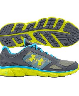 Under Armour  Micro G Assert V Running Shoes Size 39 Eur