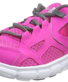 Under armour ua w thrill women's running shoes pink rebel sports & outdoor road Size 36 Eur