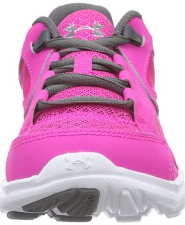 Under armour ua w thrill women's running shoes pink rebel sports & outdoor road Size 36,5 Eur