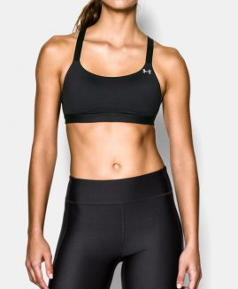 Under Armour Eclipse Mid Sports Bra Size LG