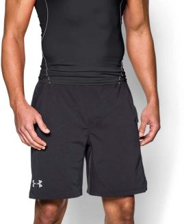 Under Armour Heat Gear Compression Men's Sleevelees T-shirt Size SM